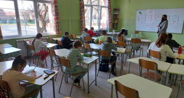 Mеђународно испитивање читалачке писмености деце