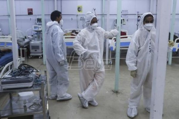 Tokom pandemije korona virusa umrlo je 3.371.695 osoba