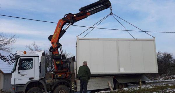 Елиxир Група донирала 30.000 евра  за куповину контејнера за пострадале  од земљотреса у Хрватској