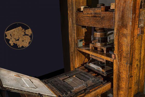 Prva štamparija u Srbiji počela s radom