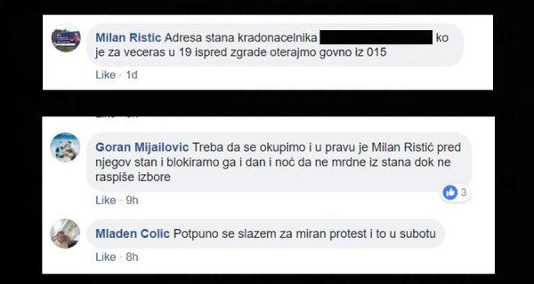 """ЗЗС: """"СНС позвао на линч градоначелника Шапца"""""""