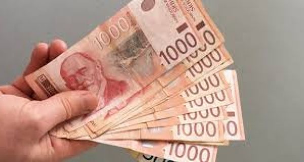 Просечна зарада у Србији у јуну преко 49 хиљада динара