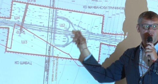 Javni uvid u projekat saobraćajnice Šabac-Loznica
