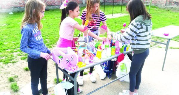 Prolećni bazar