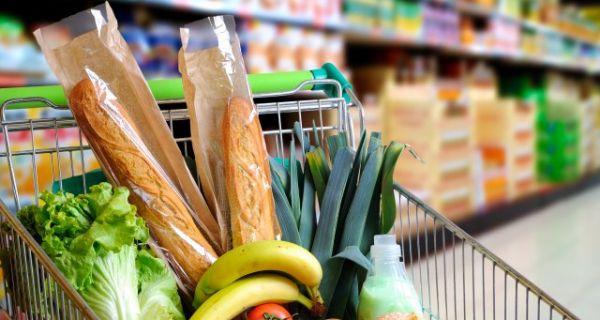 Građani u aprilu smanjili kupovinu u prodavnicama