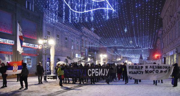 Курије де Балкан: У Србији све већа мобилизација против Вучића