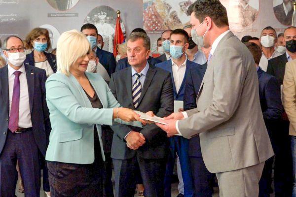 Šabac potpisao ugovor za finansiranje programa energetske sanacije