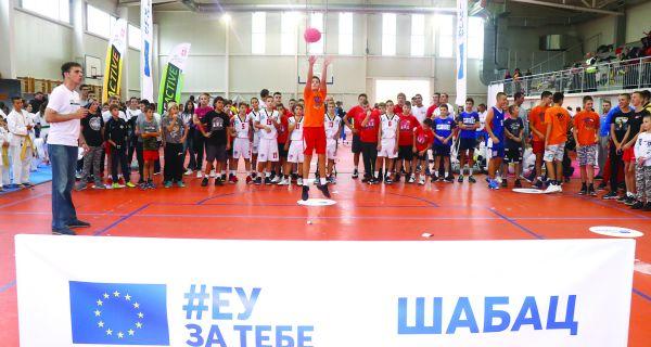 Sport za zdravlje, druženje, radost