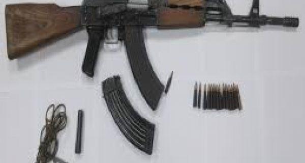 Aутоматска пушка  у подруму