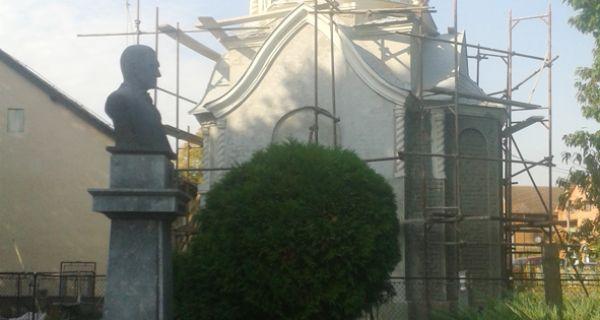 Реконструкција спомен костурнице