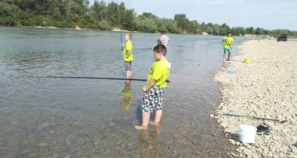 Kulturno-sportske  aktivnosti kraj Drine