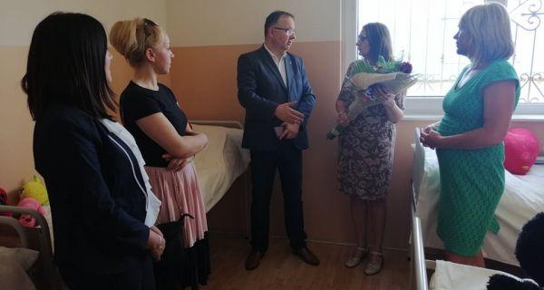 "Донација Ротари клуба Шабац Установи за децу и младе ""Шабац"""