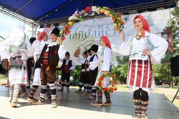Završen 27. Festival ruža u Lipolistu