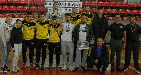 """""""Vitezovi"""" treći u Srbiji"""