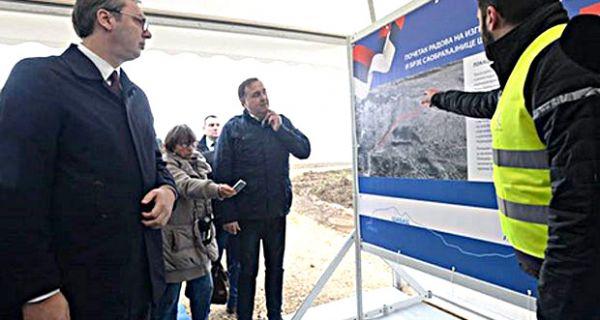 Vučić: Novi put znači više invesitora