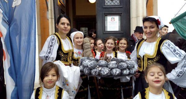 Шабачко прело  у Бугарској