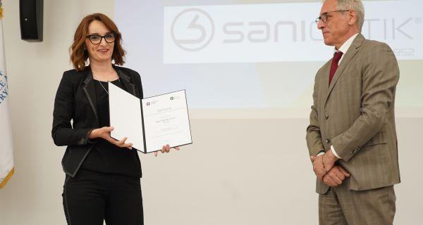 """Добитник Националне награде за друштвено одговорно пословање """"Ђорђе Вајферт"""" за 2021.годину"""