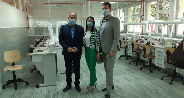 Novi kabinet za  zubne tehničare