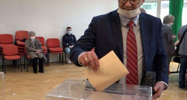 Aleksandar Pajić glasao u Benskoj Bari