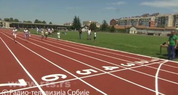 Школарци атлетичари