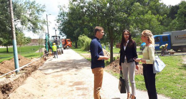 Počela izgradnja Savske avenije
