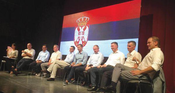 Hoćemo da menjamo Srbiju
