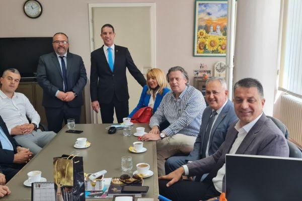 Sastanak u Severobanatskom upravnom okrugu: Funkcionisanje lokalnih samouprava
