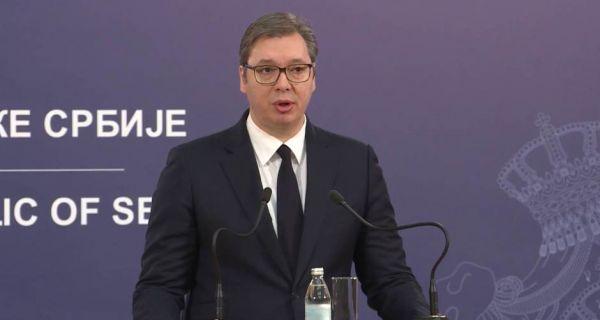 Vučić: Predložiću Vladi da policijski sat od nedelje bude od 17h do 5h