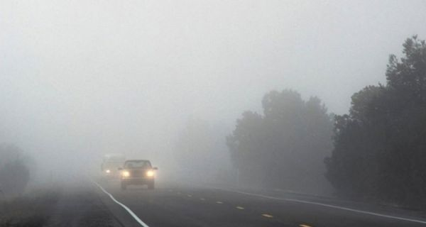 Magla i vlažni kolovozi