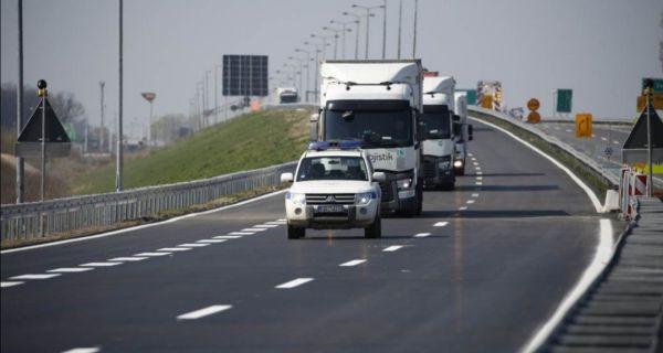 Камиони у транзиту од данас без полицијске пратње, роба ће стизати брже до купаца