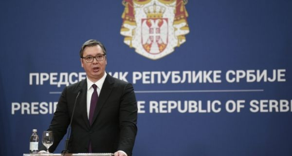 Vučić: Od sutra zabrana okupljanja, policijski čas od petka
