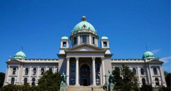 Danas konstitutivna sednica Skupštine Srbije