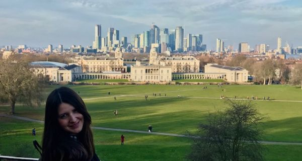 Marija deo tima Oksforda