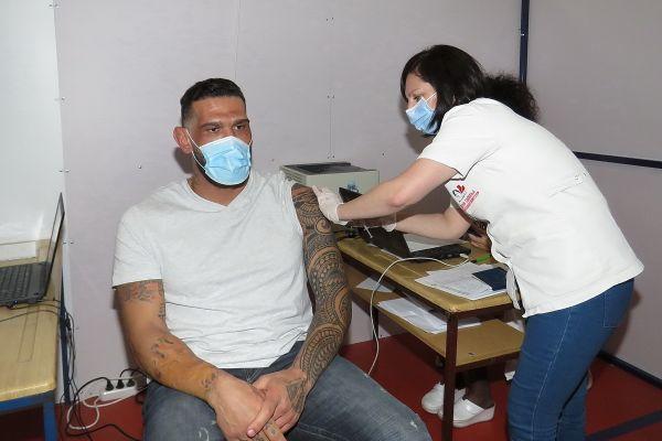 Силва се вакцинисао у Шапцу