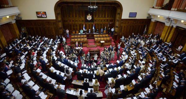 НВО: Уставни суд Србије је обезвредио улогу Скупштине у проглашењу ванредног стања