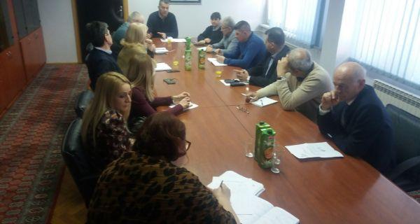 Saopštenje načelnika Mačvanskog upravnog okruga