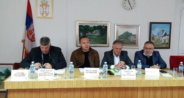 """Одржана прва  редовнe седницe Скупштине Привредног друштва РЕЦ""""Еко-Тамнава"""""""