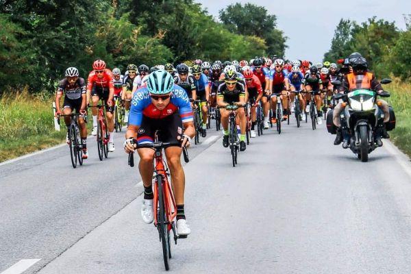 """Sve spremno za start biciklističke trke """"Beograd - Banja Luka"""""""