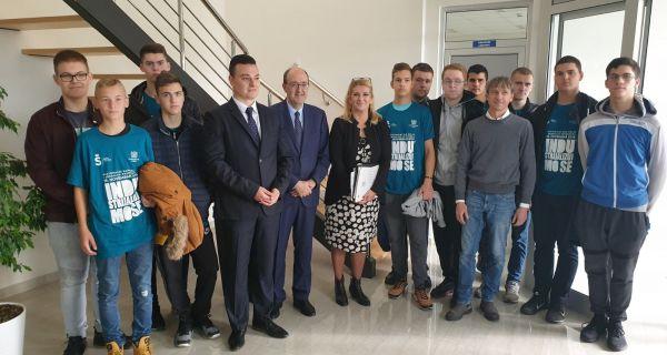 Italijanski ambasador posetio Industrijsku zonu u Šapcu