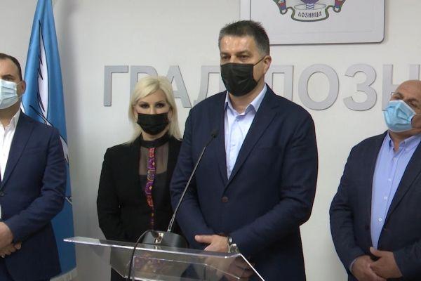Kabinet načelnika MUO: Sastanak sa potpredsednicom Vlade i minisatrkom Mihajlović u Loznici