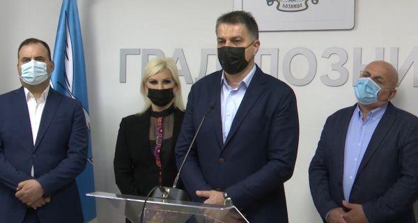 Састанак са потпредседницом Владе и минисатрком Михајловић у Лозници