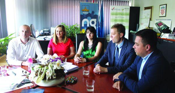 Потписан уговор о сарадњи са Новом Градишком
