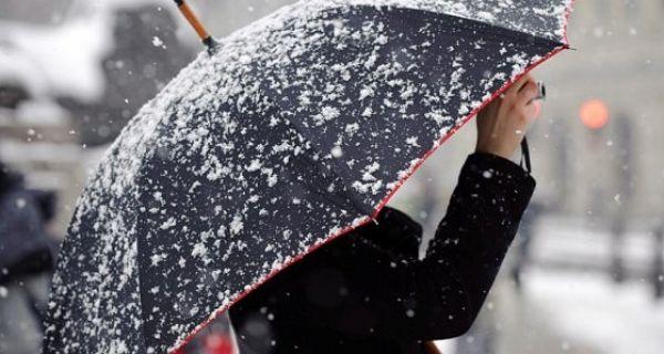 Стиже снег