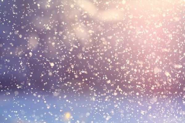Минус, могућ је и снег
