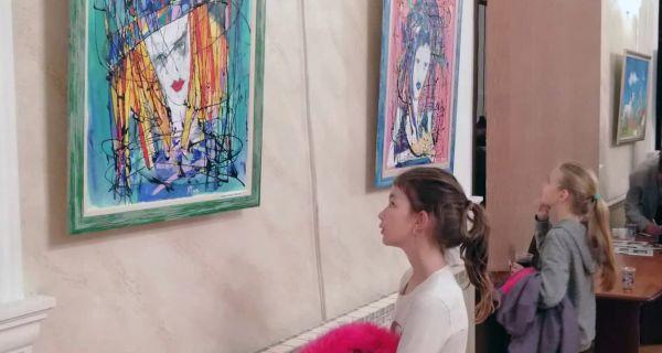Траг сликарског виђења Мачве