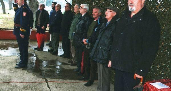 U garnizonu Šabac obeležen Dan državnosti