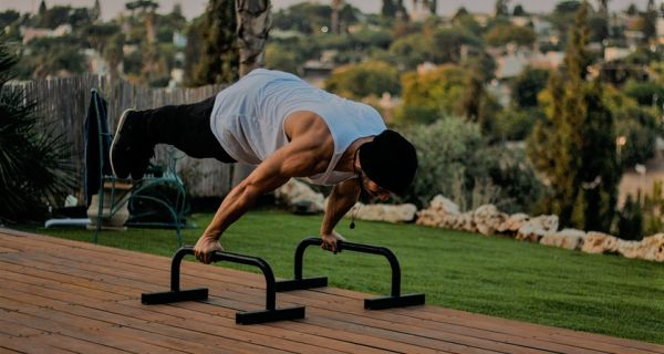 Street workout Power competition
