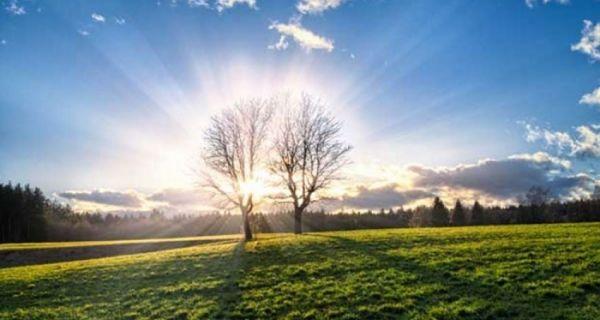 Смена сунца и облака
