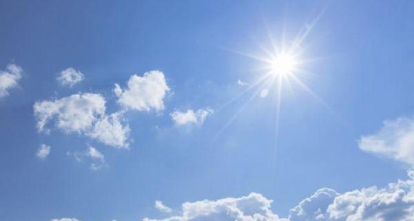 Данас претежно сунчано време