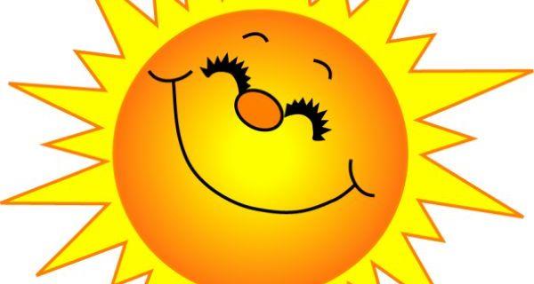 Sunčano i veoma toplo